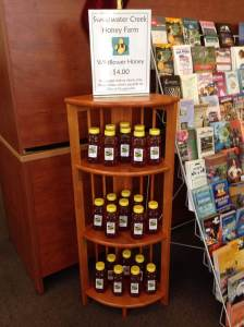 Honey display 1