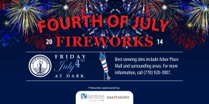 Fireworks Sentinel Ad 2014