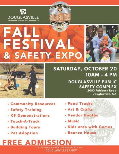PD Fall Festival