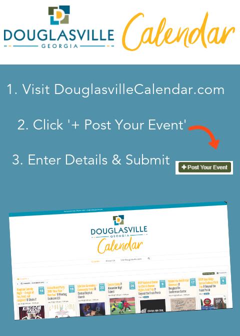 Copy of Douglasville Calendar Flyer (1)