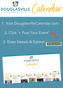 Copy of Douglasville Calendar Flyer (1)
