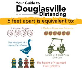 Douglasville Distancing Guide