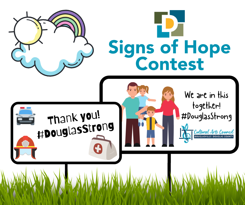 Signs of Hope Contest